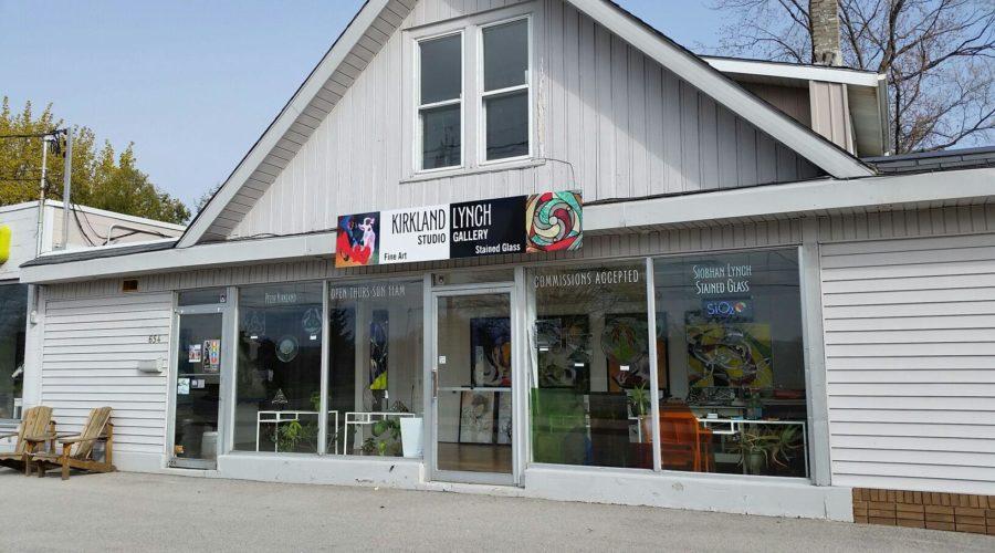 Kirkland Lynch Studio Gallery