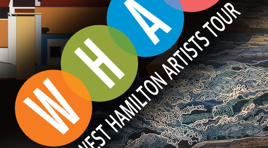 May 11/12 – West Hamilton Artists Tour (WHAT) – Mother's Day Weekend