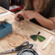Glass Workshop @ DVSA – Leaves of Autumn