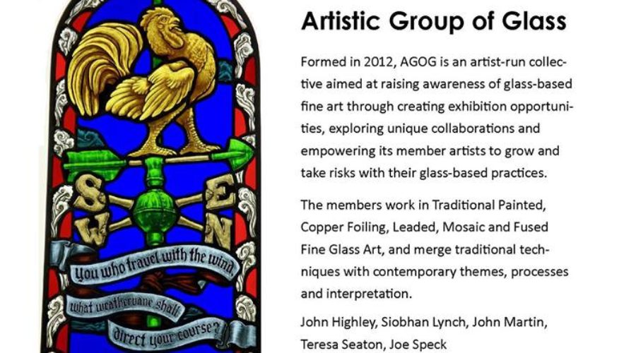 AGOG Exhibit at Jordan Art Gallery